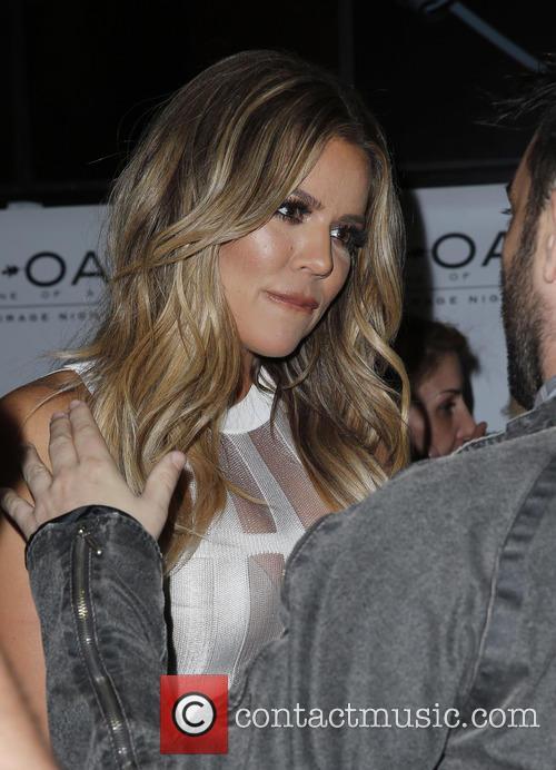 Khloe Kardashian Special Appearance at 1 Oak Nightclub