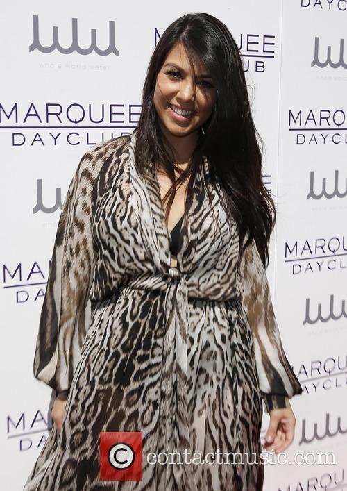 Kourtney Kardashian hosts Marquee Dayclub Season Preview