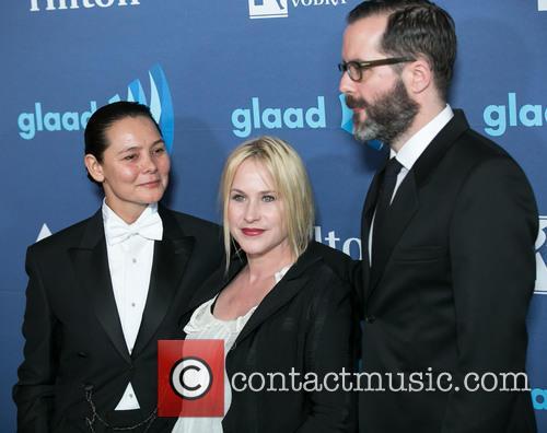 Guest, Patricia Arquette and Eric White 2