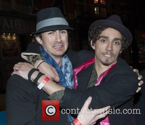 Brendan Sheehan and Robert Sheehan 3