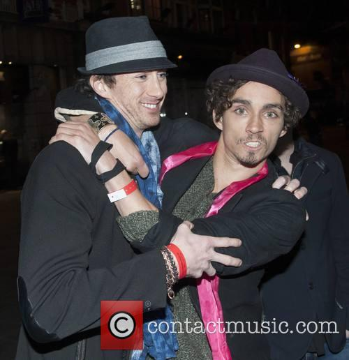 Brendan Sheehan and Robert Sheehan 4