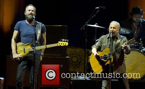 Sting and Paul Simon 2