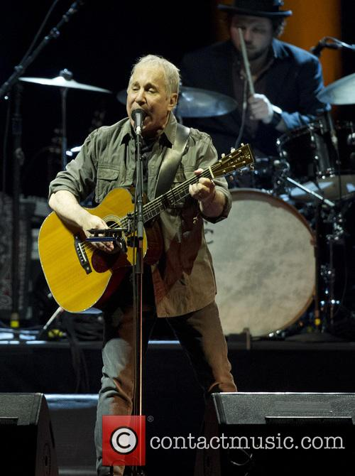 Sting and Paul Simon 6
