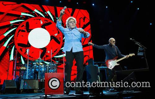 Roger Daltrey and Pete Townshend 8