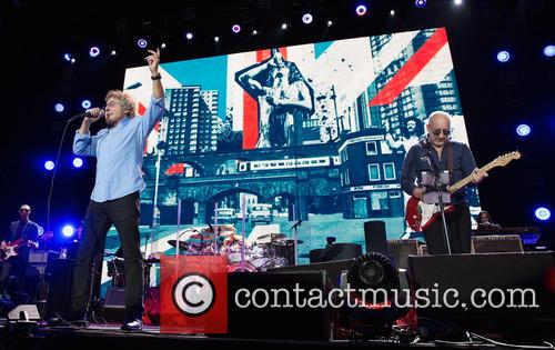 Roger Daltrey and Pete Townshend 1