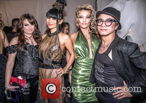 Andre Soriano, Heather Chadwell, Vikki Lizzi and Bai Ling 3