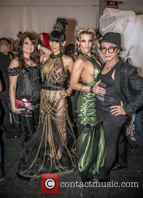Andre Soriano, Heather Chadwell, Vikki Lizzi and Bai Ling 1