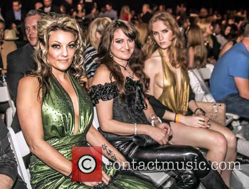 Charlotte Kirk, Heather Chadwell and Vikki Lizzi 2