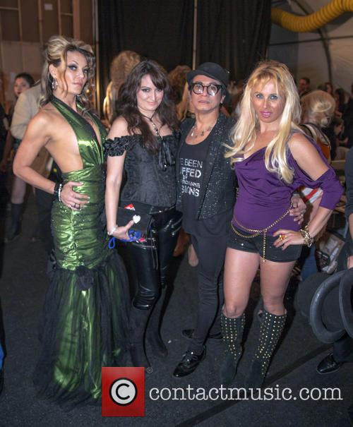 Vikki Lizzi, Heather Chadwell, Sabrina Parisi and Andre Soriano 3