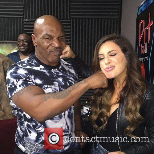 Mike Tyson and Uldouz 3