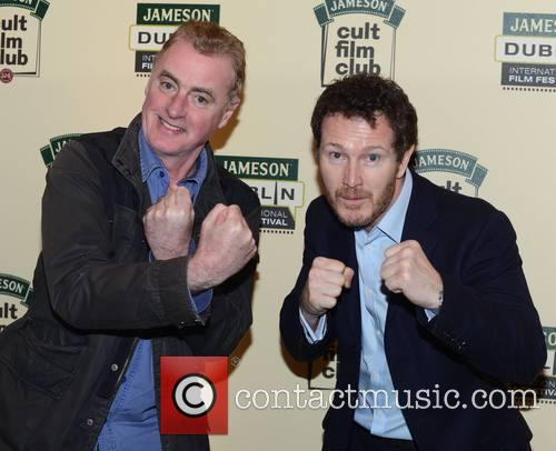 Dave Fanning and Nick Moran 1