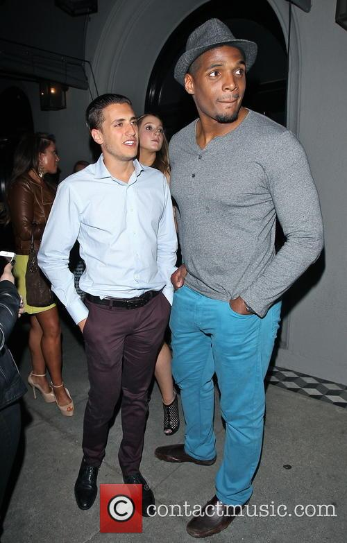 Michael Sam and Vito Cammisano 9