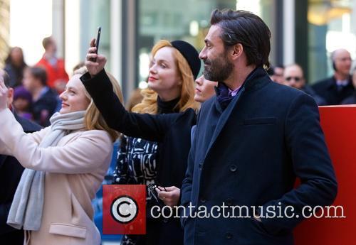 Elisabeth Moss, Christina Hendricks and Jon Hamm 4