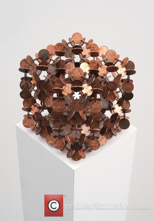 Penny Coin Art 10