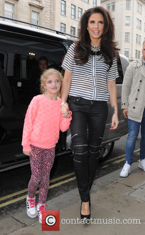 Katie Price and Princess Tiaamii 7