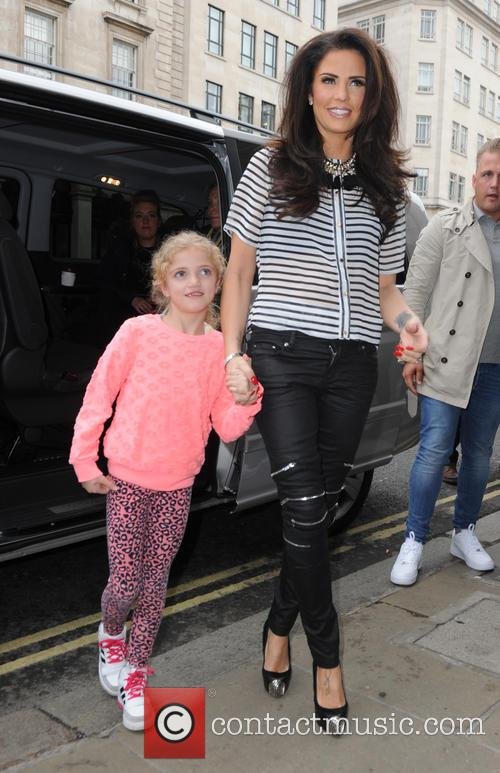 Katie Price and Princess Tiaamii 8