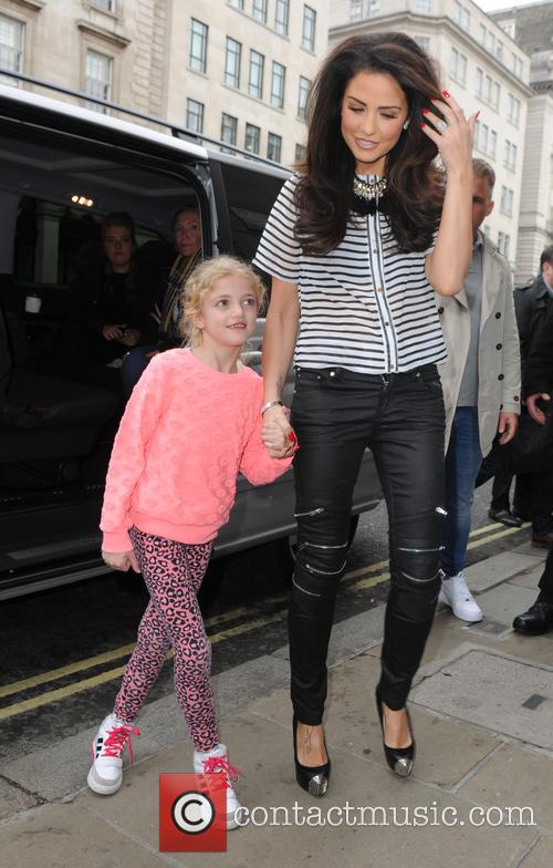 Katie Price and Princess Tiaamii 9