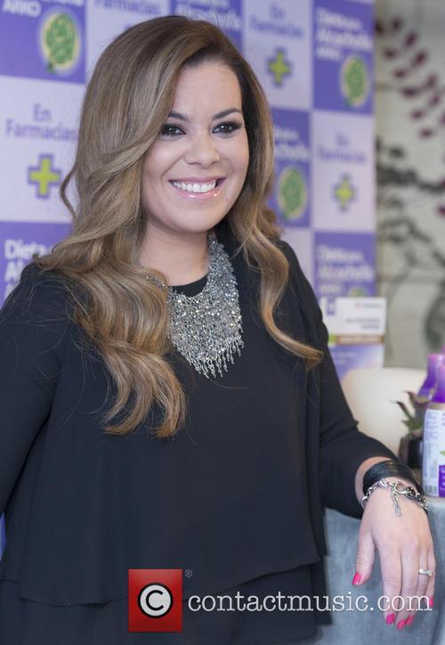 Maria Jose Campanario introduces new diet product Artichoke