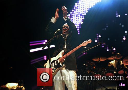 Chic and Nile Rodgers 3