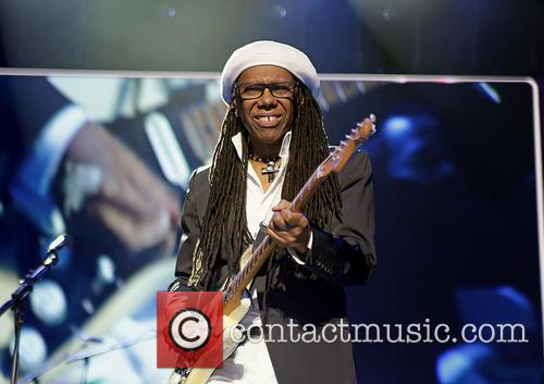 Chic and Nile Rodgers 8