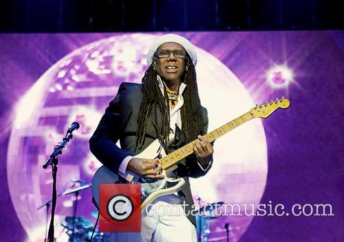 Chic and Nile Rodgers 10
