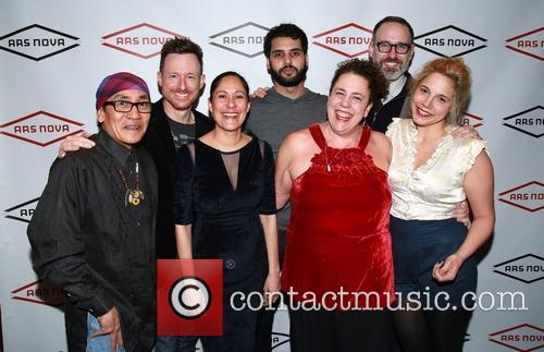 Jojo Gonzalez, Brad Heberlee, Sakina Jaffrey, Babak Tafti, Marcia Debonis, Erik Lochtefeld and Jessica Almasy