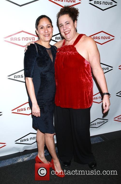 Sakina Jaffrey and Marcia Debonis 3