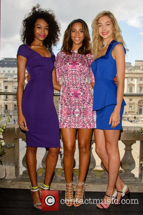 Rochelle Humes 10