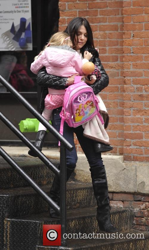 Bethenny Frankel and Bryn Hoppy 3
