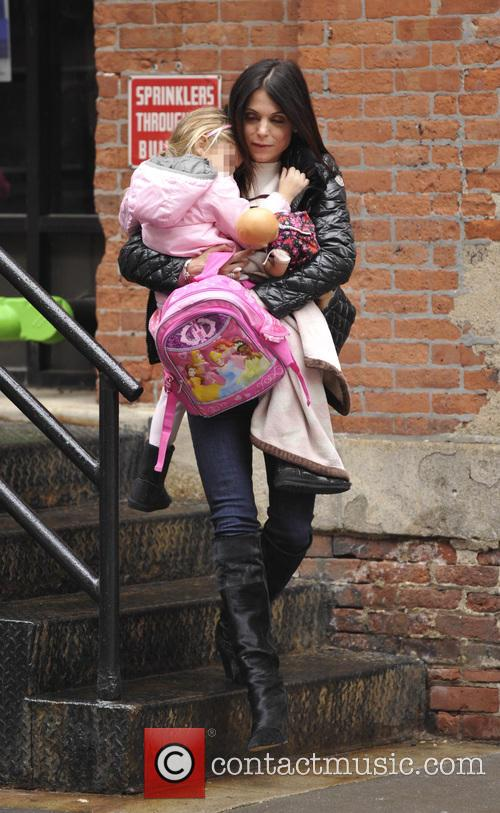 Bethenny Frankel and Bryn Hoppy 11