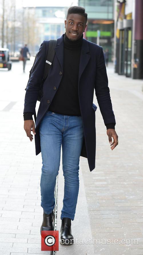 Celebrities leave the BBC Breakfast studios