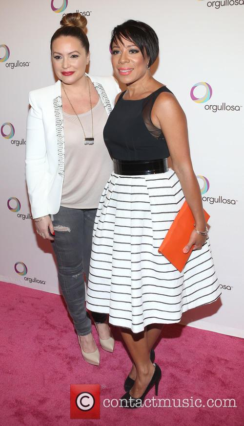 Angie Martinez and Selenis Leyva 4