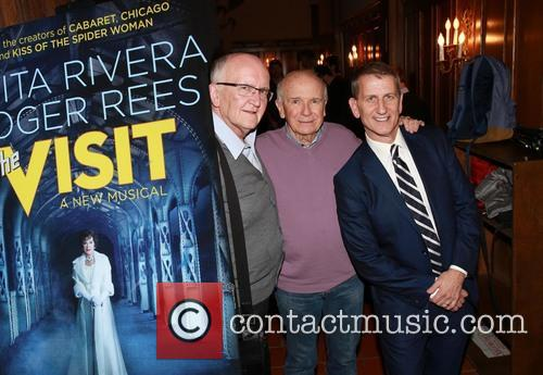 John Doyle, Terrence Mcnally and Tom Kirdahy 4