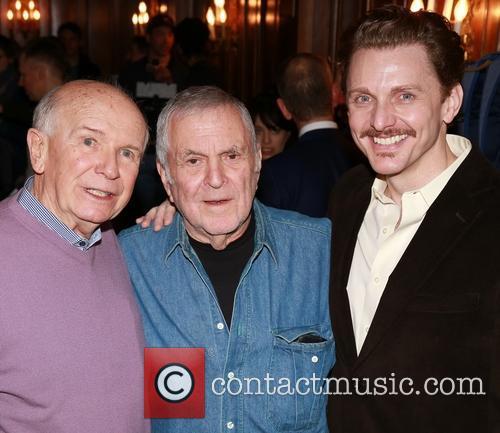 Terrence Mcnally, John Kander and Jason Danieley 1