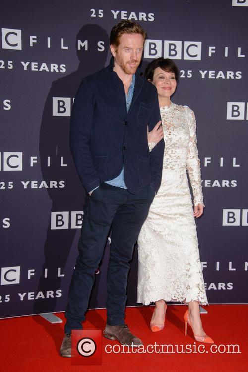 Damian Lewis and Helen Mccrory 1