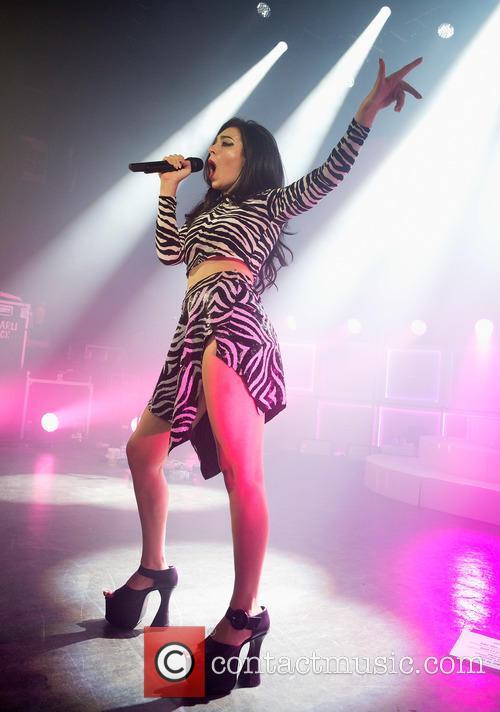 Charli XCX in concert