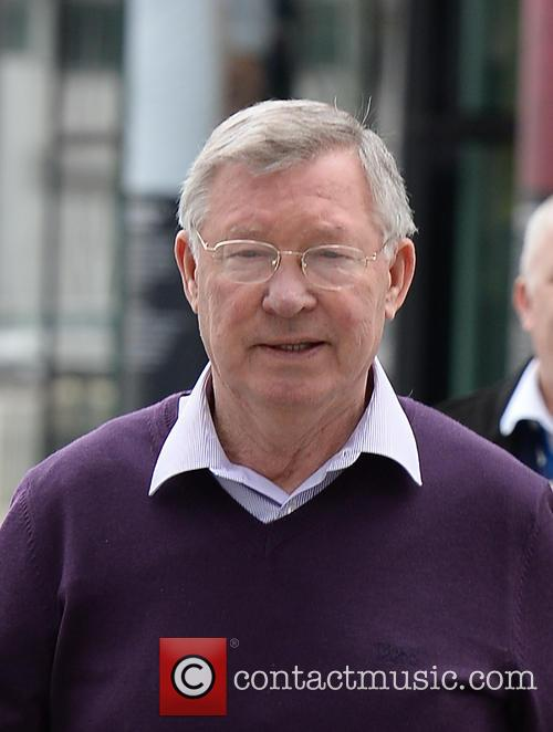 Sir Alex Ferguson 1