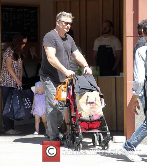 Alec Baldwin and Carmen Gabriela Baldwin 7