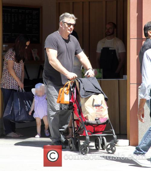 Alec Baldwin and Carmen Gabriela Baldwin 8