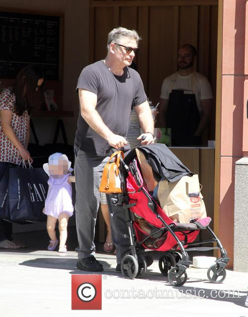 Alec Baldwin and Carmen Gabriela Baldwin 10