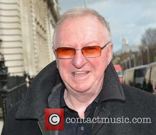 Former World Snooker Champion, Dennis Taylor out and...