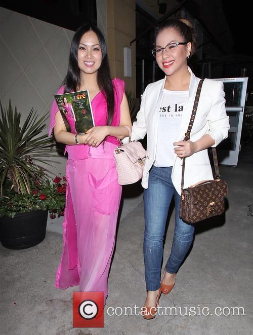 Ha Phuong and Minh Tuyet 7