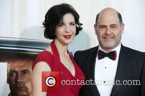 Linda Brettler and Mathew Weiner 2