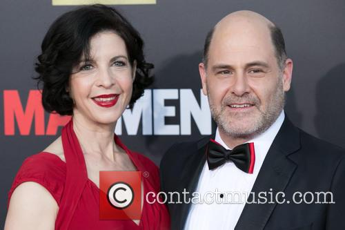 Linda Brettler and Mathew Weiner 1