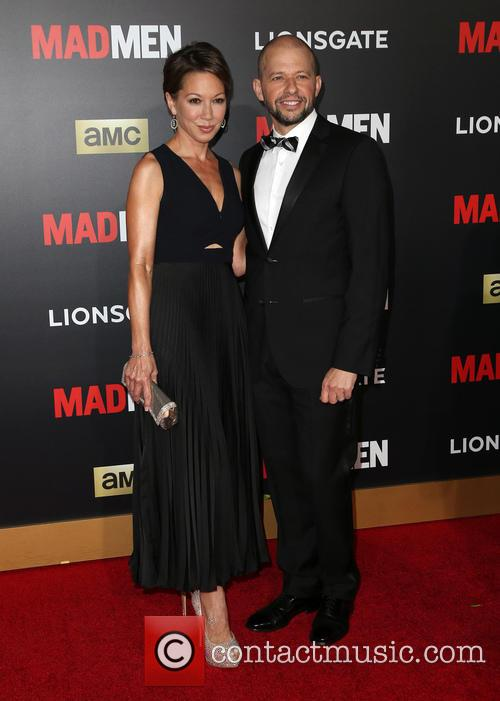 Lisa Joyner and Jon Cryer 8