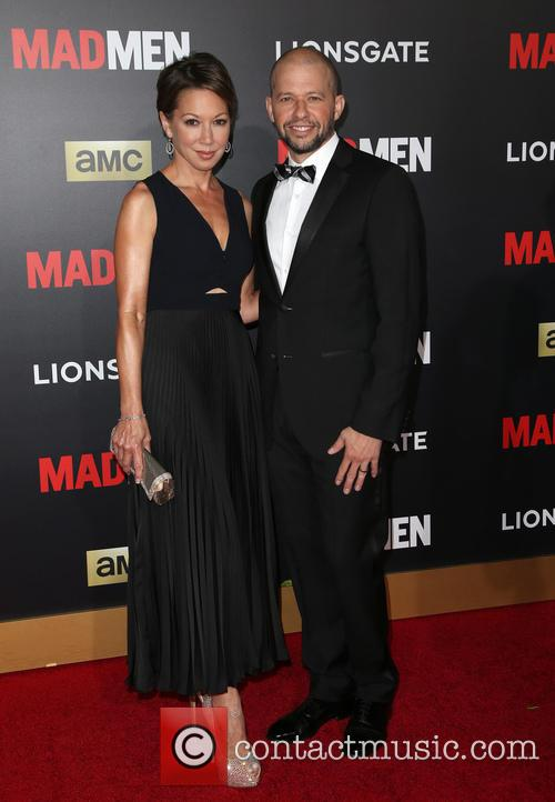 Lisa Joyner and Jon Cryer 11