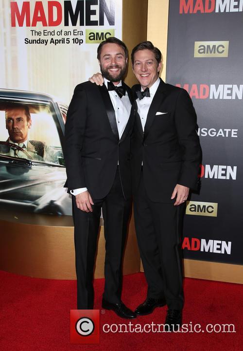 Vincent Kartheiser and Kevin Rahm 2