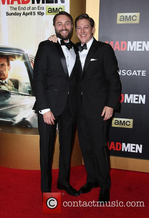 Vincent Kartheiser and Kevin Rahm 3