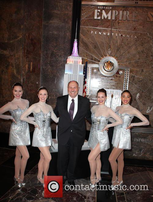 Joseph G. Bellina and The Rockettes 2