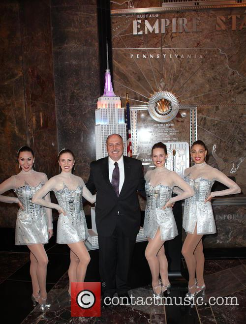 Joseph G. Bellina and The Rockettes 3